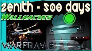 Warframe - ZENITH - Cheating WALLHACKER 3 forma