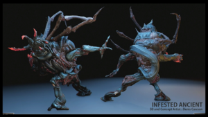 Infested Ancient