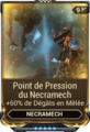 Point de Pression du Necramech