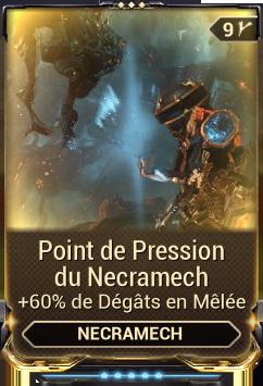 Point de Pression du Necramech