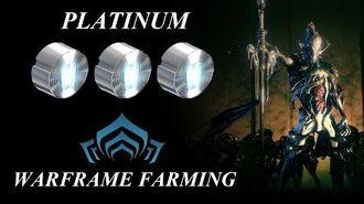 Warframe Farming - How to Get Platinum
