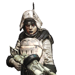 Desertor Kavor femenino blindado