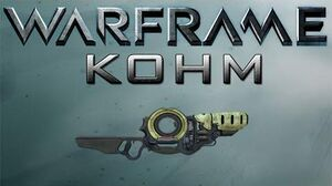 Warframe Kohm update 15.6