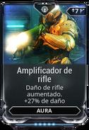 Amplificador de rifle
