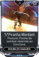 Piranha Mordant