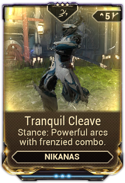 Tranquil Cleave