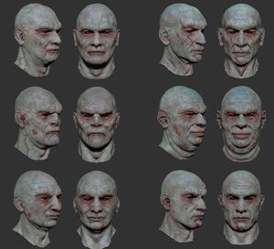 Kuva Lich Heads Male
