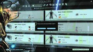 Warframe 14 7 Hidden Message Quest Walkthrough