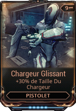 Chargeur Glissant