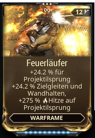 Feuerläufer (Mod)