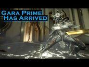 Gara Prime Has Arrived!!! Warframe
