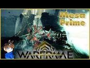 Mesa Prime Build - The Lawbreaker 2021 (Guide) - Warframe