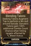 Blending Talons