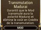 Coeur de Transmutation Madurai