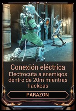 Conexión eléctrica