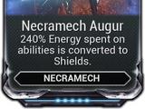 Necramech Augur