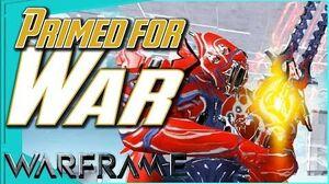 WAR - My Big Swinging Sword 2 forma - Warframe