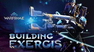 Warframe Exergis - 3 forma build