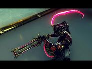 Warframe - Tenora Prime (Orokin Rifle) - Animations & Sounds - Octavia Prime Access