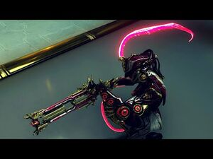 Warframe - Tenora Prime (Orokin Rifle) - Animations & Sounds - Octavia Prime Access