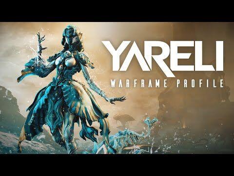 Warframe Profile - Yareli