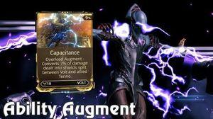 Capacitance (Overload Ability Augment)