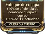 Enfoque de energía