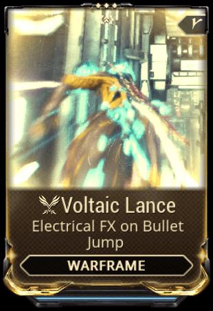 Voltaic Lance