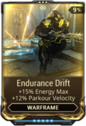 Endurance Drift
