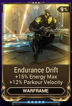 Endurance Drift