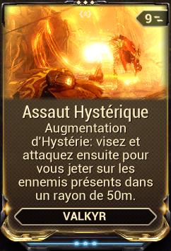 Assaut Hystérique