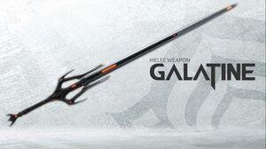 Tenno Reinforcements - Galatine