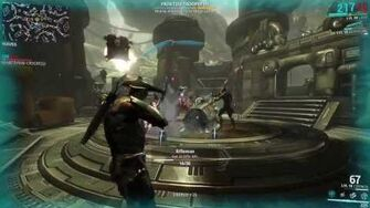 Warframe - Earth - Gaia - Defence -PS4 Gameplay HD-