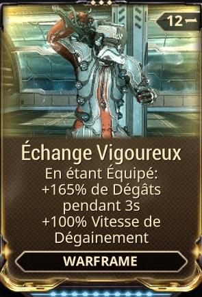 Échange Vigoureux