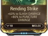 Rending Strike