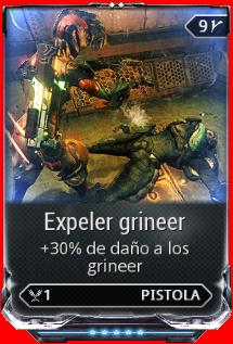 Expeler grineer