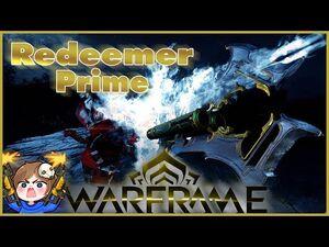Redeemer Prime Build - The Bladed Scattershot 2021 (Guide) - Warframe
