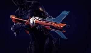 Weapon GlassGun