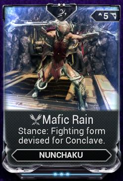 Mafic Rain