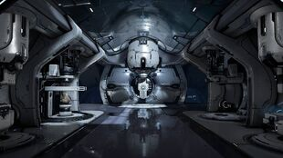 Orbiter Interior