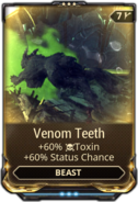 Venom Teeth