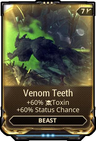 Venom Teeth