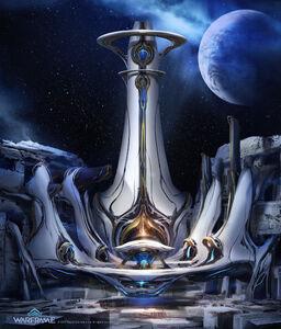 Orokin Moon Structure 4