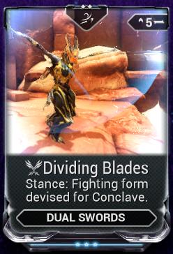 Dividing Blades