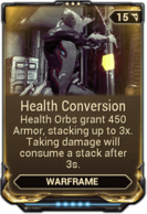 Health Conversion