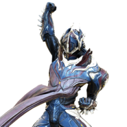 Atlas Blade of the Lotus Skin
