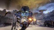 Warframe Fortuna & Railjack - FULL 32-Minute Gameplay Demo