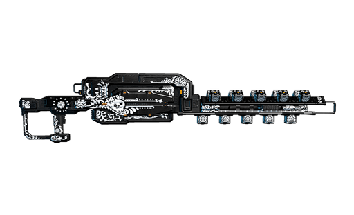 Day of the Dead Weapon Skin Pack II
