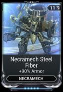 Necramech Steel Fiber