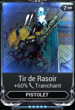 Tir de Rasoir